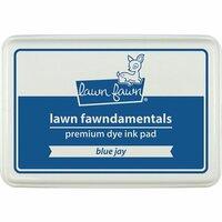 Lawn Fawn - Premium Dye Ink Pad - Blue Jay