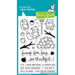 Lawn Fawn - Clear Photopolymer Stamps - Jump for Joy