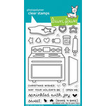 Lawn Fawn - Clear Acrylic Stamps - Sprinkled With Joy