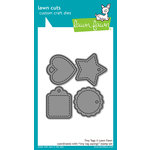 Lawn Fawn - Lawn Cuts - Dies - Tiny Tags