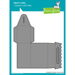 Lawn Fawn Lawn Cuts Scalloped Treat Box Dies