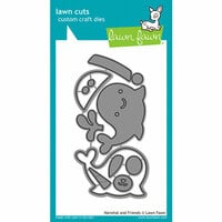 Lawn Fawn - Lawn Cuts - Dies - Narwhal and Friends