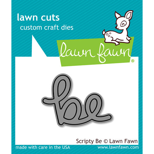 Lawn Fawn - Christmas - Lawn Cuts - Dies - Scripty Be