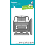 Lawn Fawn - Lawn Cuts - Dies - Sprinkled With Joy Add-On