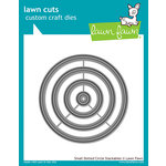 Lawn Fawn - Lawn Cuts - Dies - Small Dotted Circle Stackables