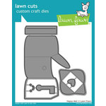 Lawn Fawn - Lawn Cuts - Dies - Happy Mail