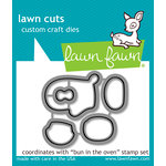 Lawn Fawn - Lawn Cuts - Dies - Bun in the Oven