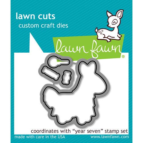 Lawn Fawn - Lawn Cuts - Dies - Year Seven