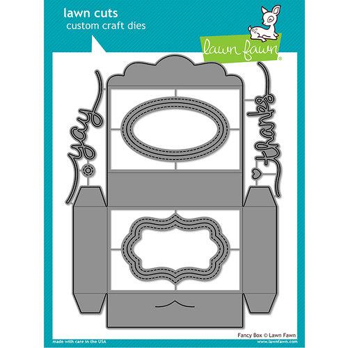 Lawn Fawn - Lawn Cuts - Dies - Fancy Box