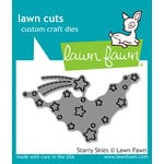 Lawn Fawn - Lawn Cuts - Dies - Starry Skies
