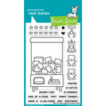 Lawn Fawn - Clear Acrylic Stamps - You're Claw-some