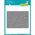 Lawn Fawn - Lawn Cuts - Dies - Stitched Cloud Backdrop - Landscape