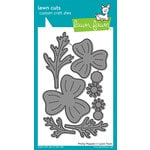 Lawn Fawn - Lawn Cuts - Dies - Pretty Poppies