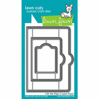 Lawn Fawn - Lawn Cuts - Dies - Lift the Flap
