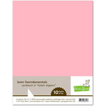 Lawn Fawn - 8.5 x 11 Cardstock - Ballet Slippers - 10 Pack
