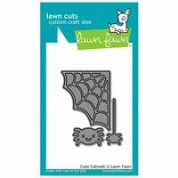 Lawn Fawn - Halloween - Lawn Cuts - Dies - Cute Cobweb