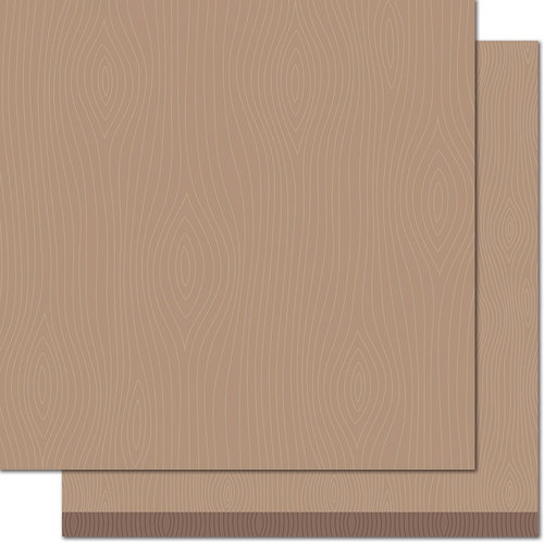 Lawn Fawn - Knock on Wood Collection - 12 x 12 Double Sided Paper - Coffee Table