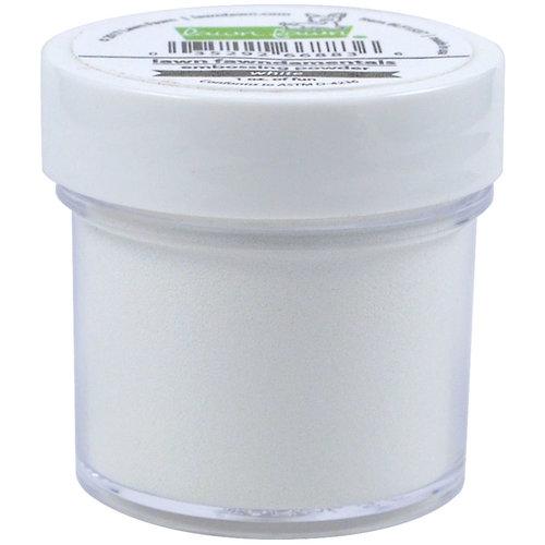 Lawn Fawn - Embossing Powder - White