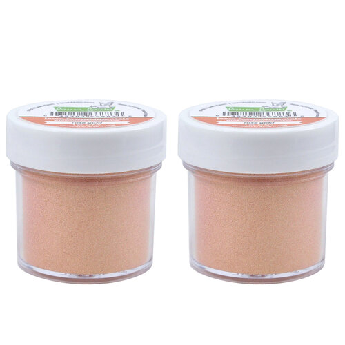 Lawn Fawn - Embossing Powder - Rose Gold - 2 Pack