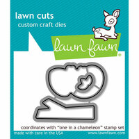 Lawn Fawn - Lawn Cuts - Dies - One in a Chameleon