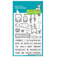 Lawn Fawn - Clear Photopolymer Stamps - Toadally Awesome
