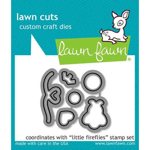 Lawn Fawn - Lawn Cuts - Dies - Little Fireflies
