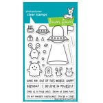 Lawn Fawn - Clear Photopolymer Stamps - Beam Me Up