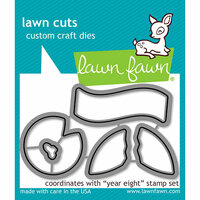 Lawn Fawn - Lawn Cuts - Dies - Year Eight