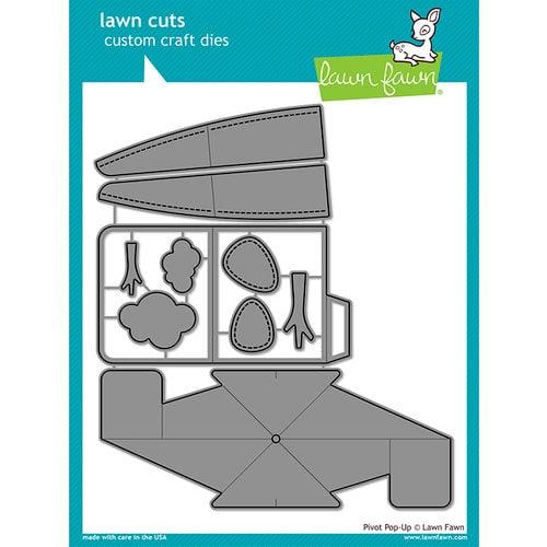 Lawn Fawn - Lawn Cuts - Dies - Pivot Pop-Up