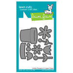Lawn Fawn - Lawn Cuts - Dies - Little Flowers