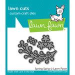 Lawn Fawn - Lawn Cuts - Dies - Spring Sprig