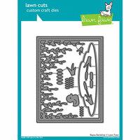 Lawn Fawn - Lawn Cuts - Dies - Bayou Backdrop