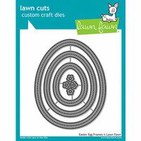 Lawn Fawn - Lawn Cuts - Dies - Easter Egg Frames