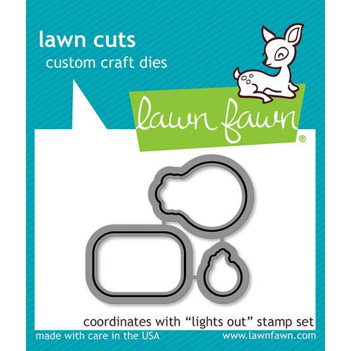 Lawn Fawn - Lawn Cuts - Dies - Lights Out