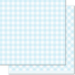 Lawn Fawn - Gotta Have Gingham Collection - 12 x 12 Double Sided Paper - Ruth