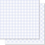Lawn Fawn - Gotta Have Gingham Collection - 12 x 12 Double Sided Paper - Mabel
