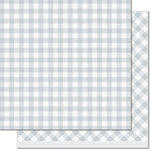 Lawn Fawn - Gotta Have Gingham Collection - 12 x 12 Double Sided Paper - Nellie