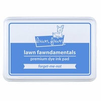 Lawn Fawn - Premium Dye Ink Pad - Forget-Me-Not