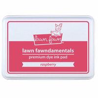 Lawn Fawn - Premium Dye Ink Pad - Raspberry