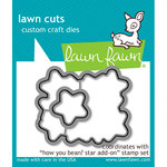 Lawn Fawn - Lawn Cuts - Dies - How You Bean Stars Add-On