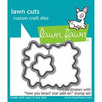 Lawn Fawn - Lawn Cuts - Dies - How You Bean Stars Add-On
