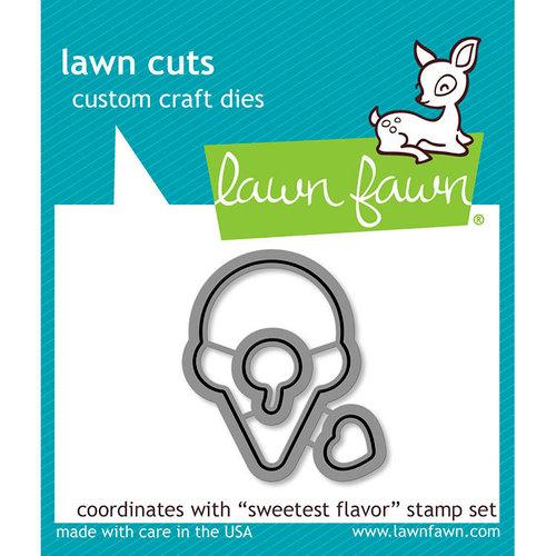 Lawn Fawn Ice Cream Die