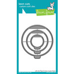 Lawn Fawn - Lawn Cuts - Dies - Lift the Flap Circles