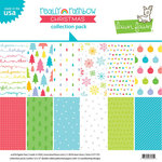 Lawn Fawn - Really Rainbow Collection - Christmas - 12 x 12 Collection Pack