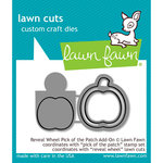 Lawn Fawn - Lawn Cuts - Dies - Reveal Wheel - Pick of the Patch Add-On