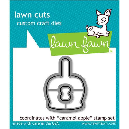 Lawn Fawn - Lawn Cuts - Dies - Caramel Apple