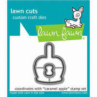 Lawn Fawn - Lawn Cuts - Dies - Caramel Apple