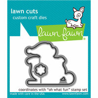 Lawn Fawn - Christmas - Lawn Cuts - Dies - Oh What Fun