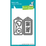 Lawn Fawn - Lawn Cuts - Say What - Gift Tags