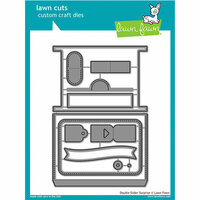 Lawn Fawn - Lawn Cuts - Dies - Double Slider Surprise